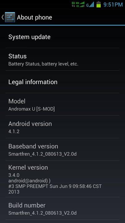 Custom ROM Anarchian S-MOD V1.0 Smartfren Andromax U