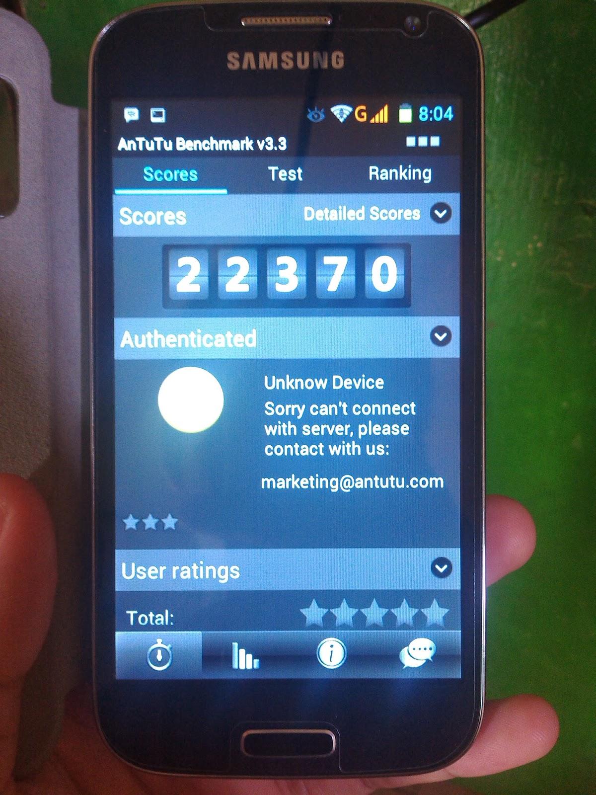 Cara Mengecek Android Asli atau Palsu / Replika
