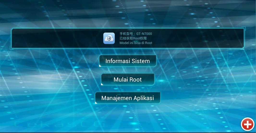 download key root master v1 3 6 mod dan jalankan aplikasinya