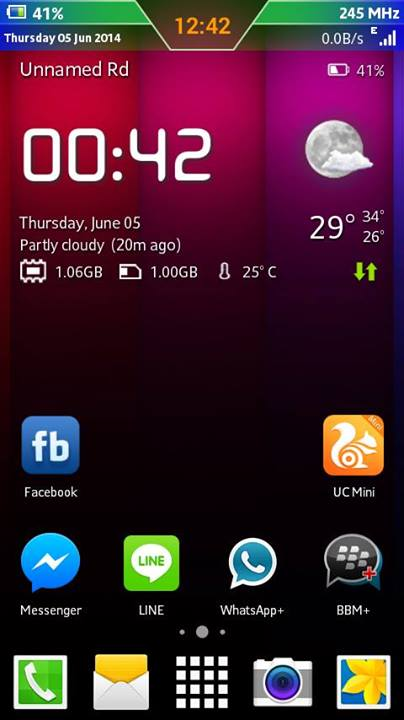 Andromax ule xdating
