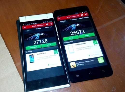 Secara umum nih, Himax membagi kelas smartphone yang mereka produksi ...