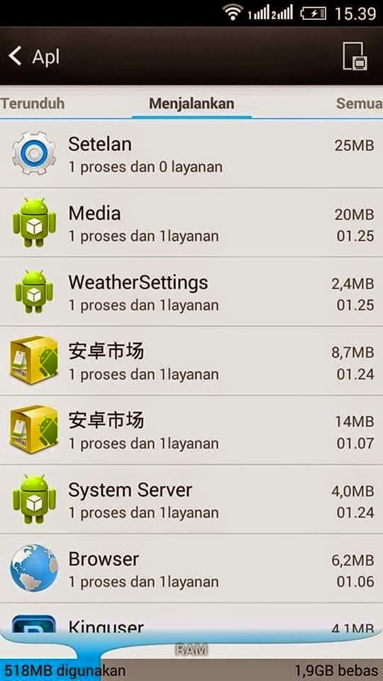Custom ROM HTC Sense 5.5 (Kitkat) for Xiaomi Redmi Note 3G – Catatan ...